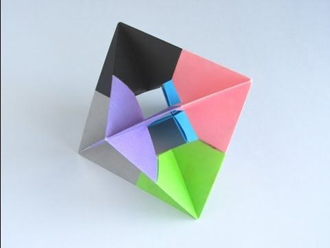Square base | Paper crafts, Origami, Oragami | 360x480