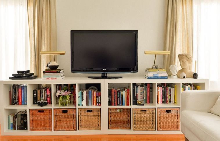 10 Affordable DIY TV Stand Ideas You