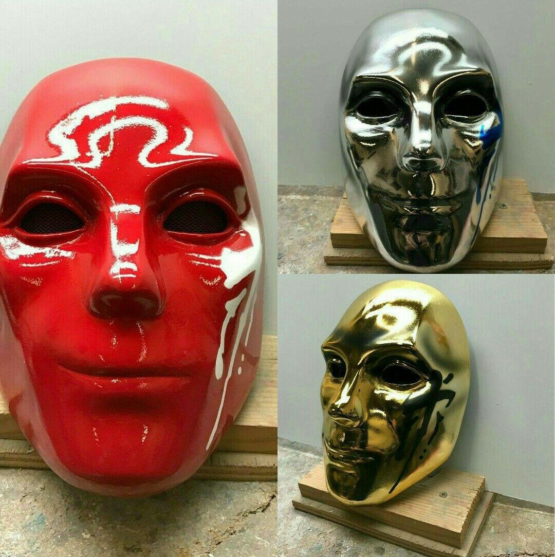 HU5 Danny Masks Inmortales De Hollywood Odonoghue Emo Mascaras