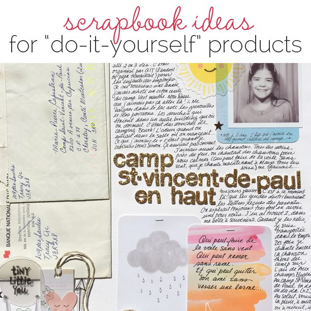 Scrapbook ideas for do it yourself products libros de recuerdos scrapbook ideas for do it yourself products solutioingenieria Image collections