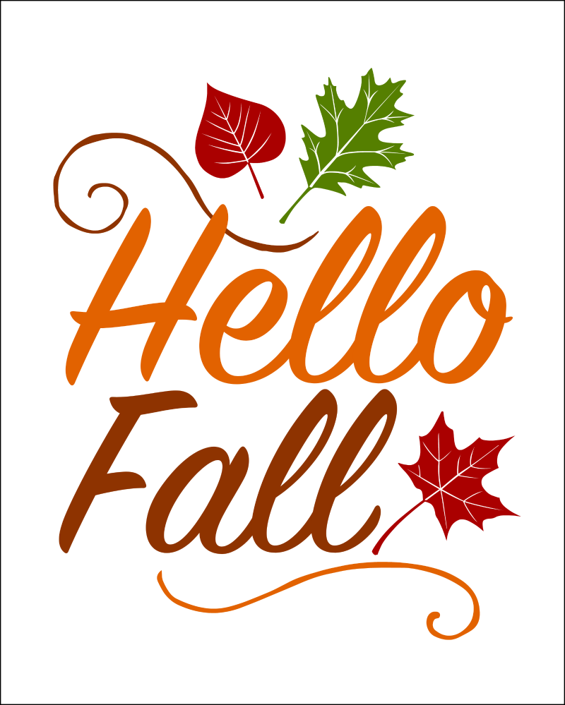 Fall Quotes Free Printables For Autumn Fall season