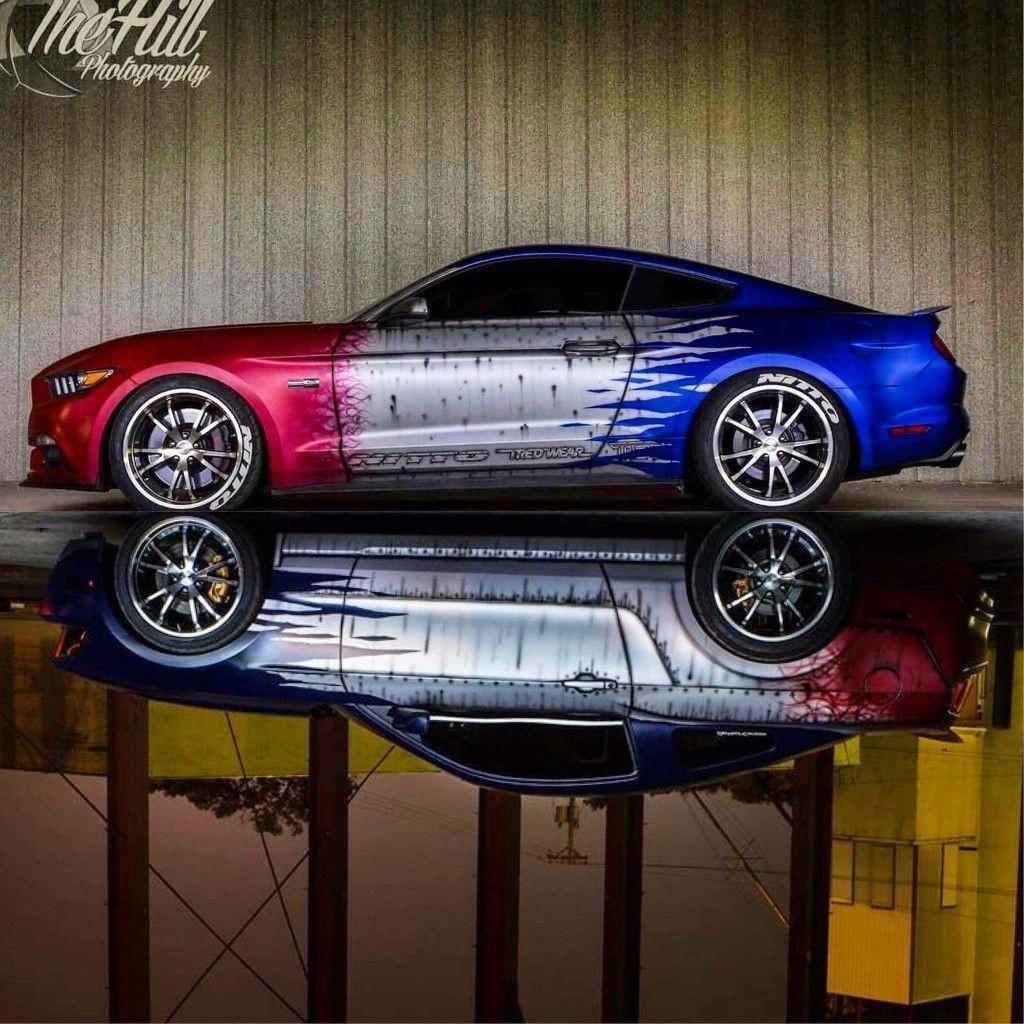 Mustangs By Steven Fox In 2020