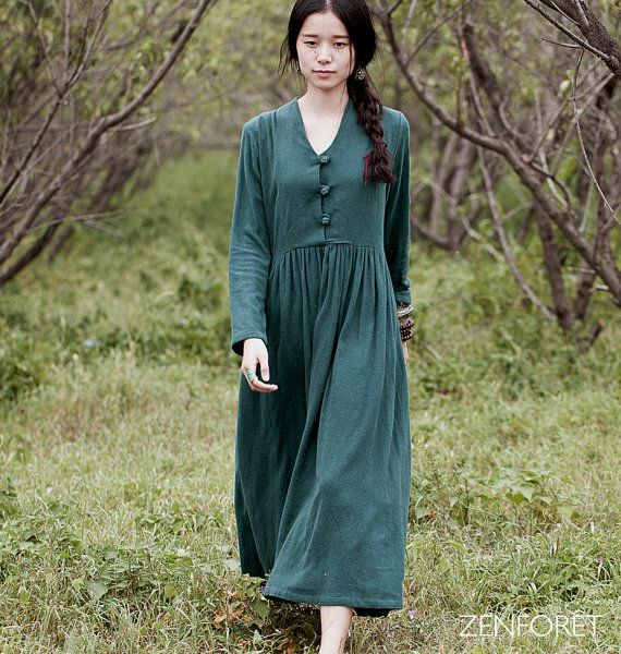 8c18b9744ee Robe chemisier coton stretch - Femme - Daxon