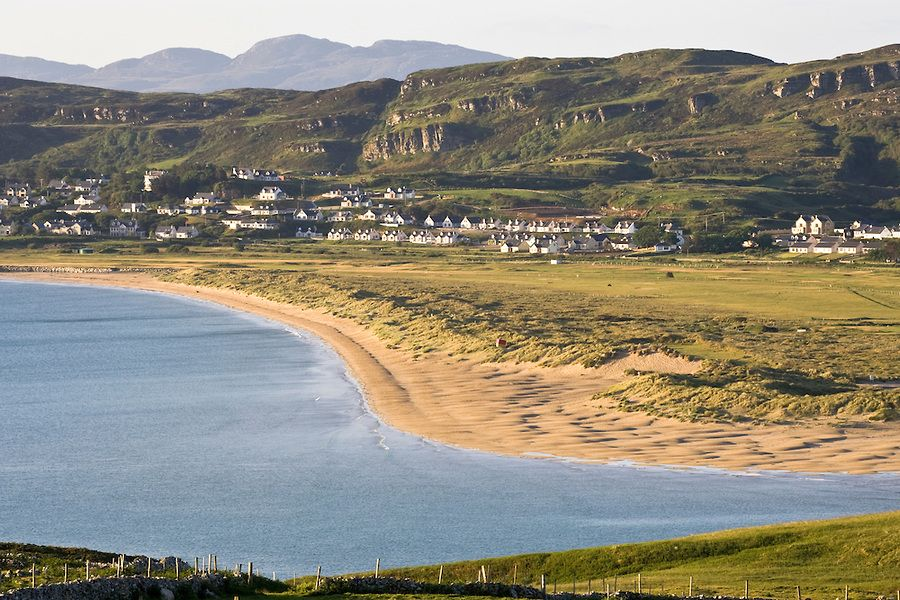 Dunfanaghy Beach Co Donegal Donegal Ireland Ireland Travel County Donegal