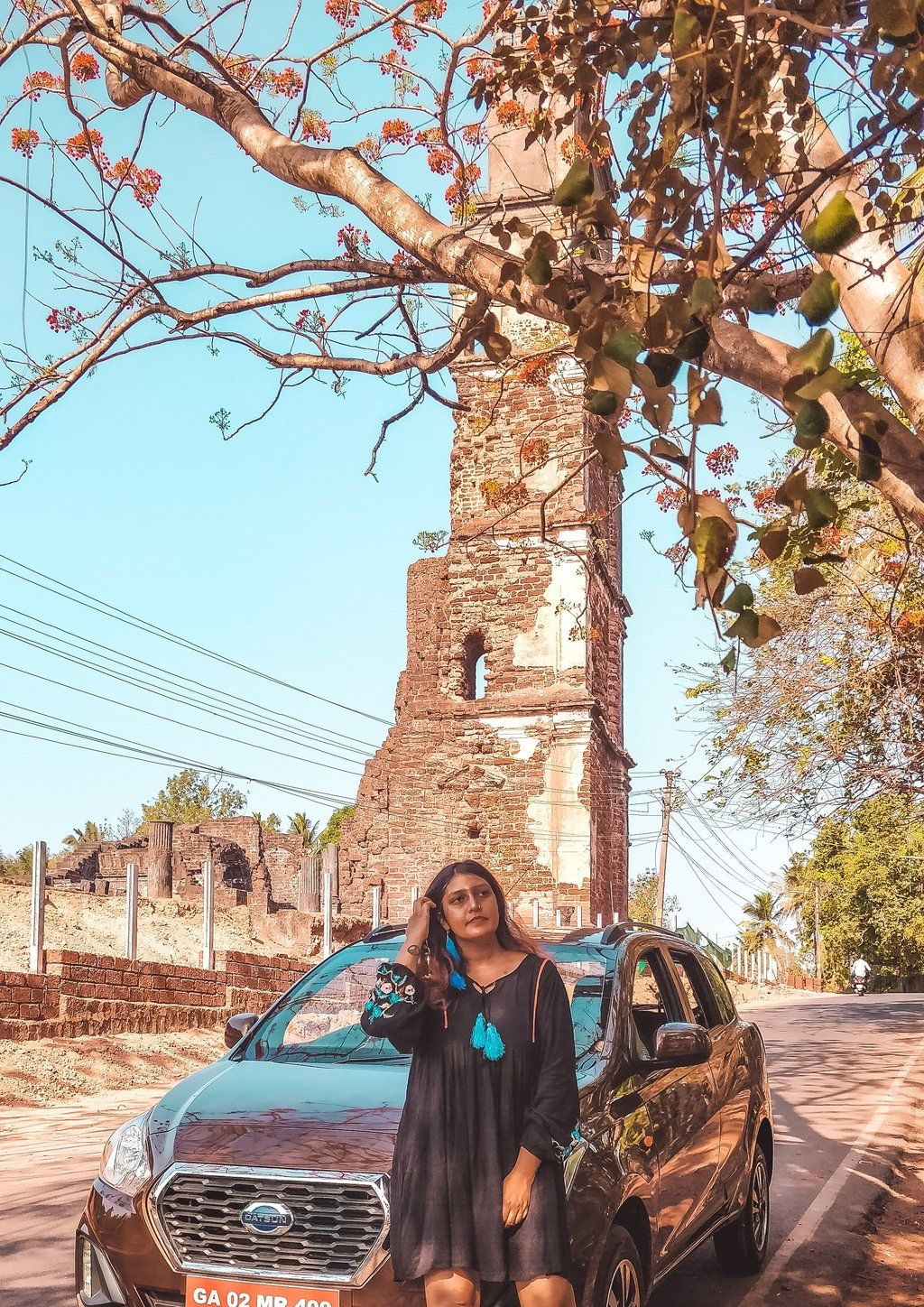 offbeat-places-in-goa-st-augustine-tower-old-goa