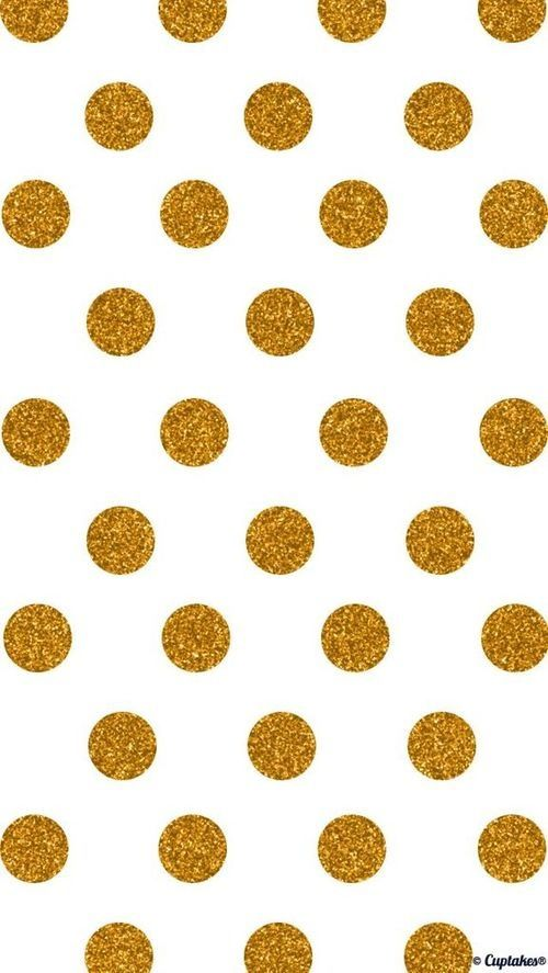 Imagem De Background Cool And Dots Gold Wallpaper Dots Wallpaper Phone Wallpaper Gold black white wallpaper confetti