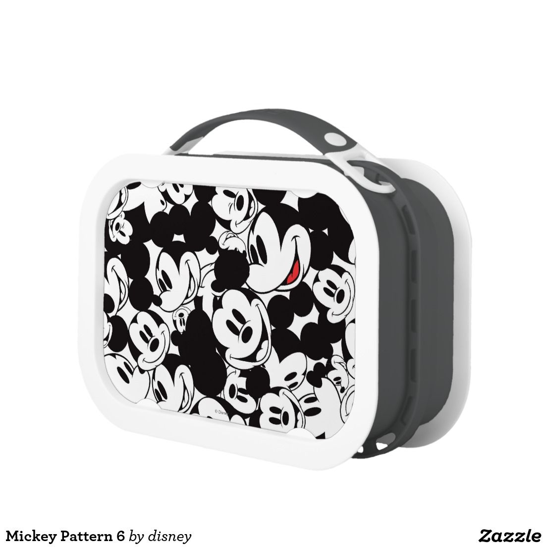 Mickey Pattern 6 Yubo Lunch Box