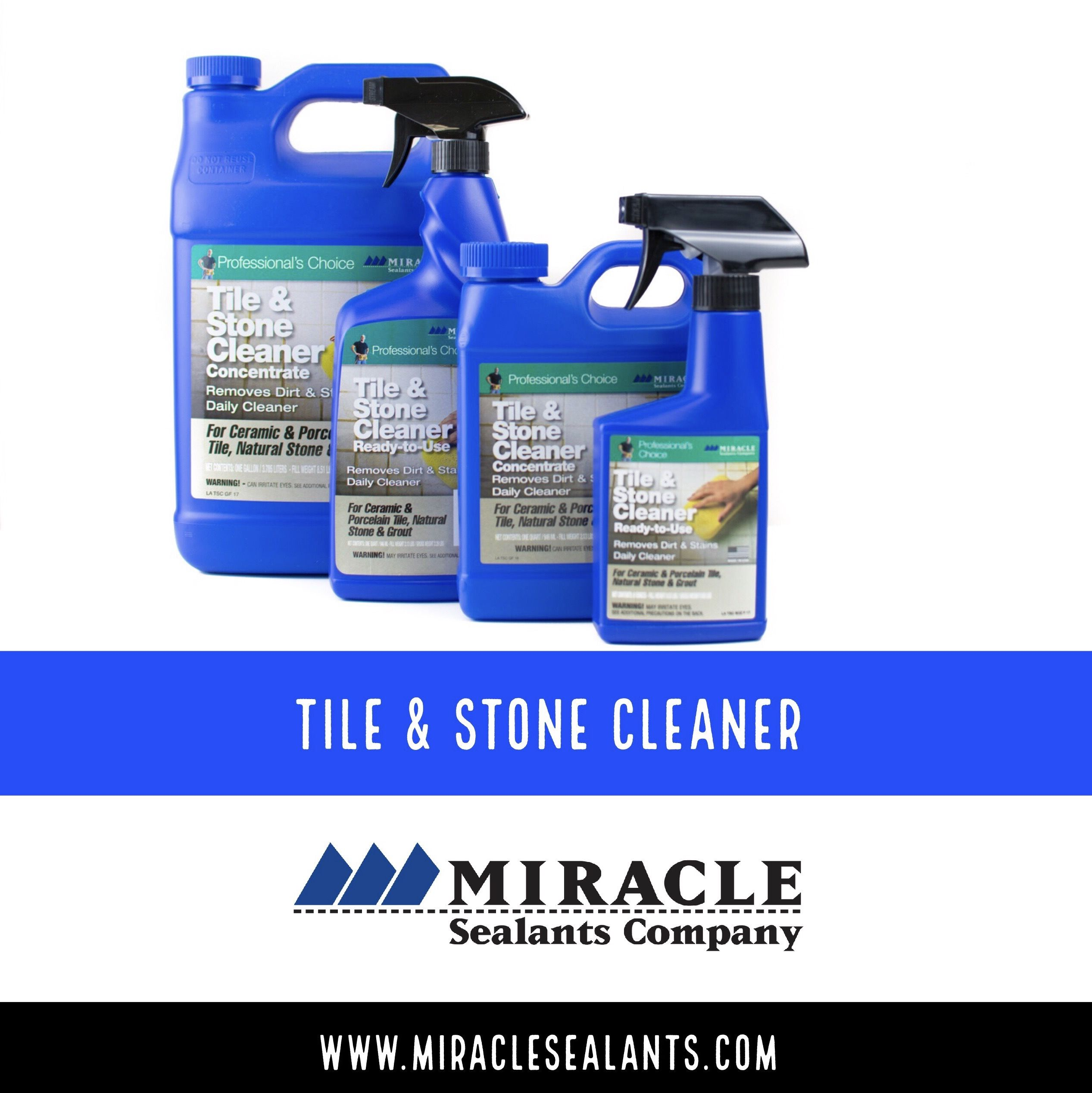 tile stone cleaner is a ph neutral