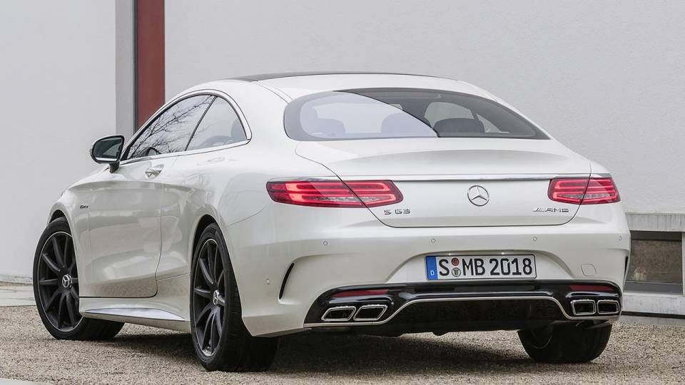 Photos 2015 Mercedes Benz S63 Amg 4matic Coupe With Images