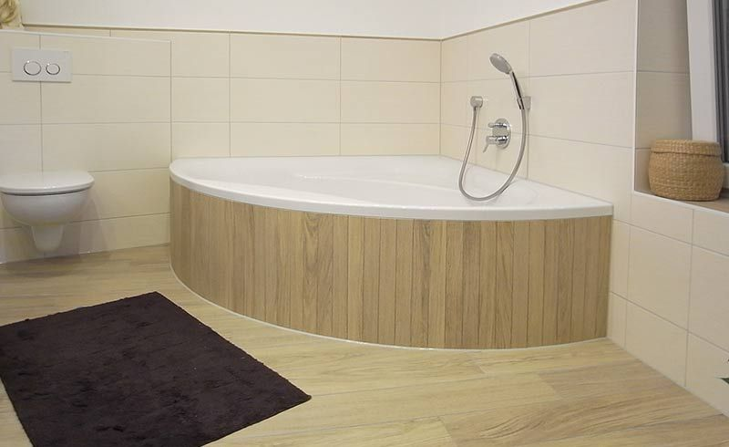 badezimmer holzfliesen – babblepath, Badezimmer
