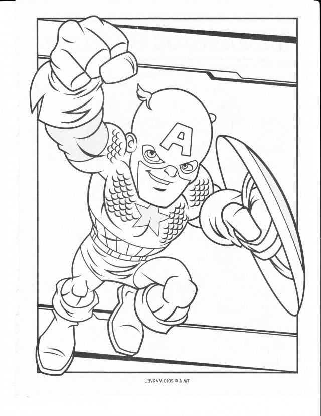 Coolest marvel super hero squad coloring pages - http://coloring ...