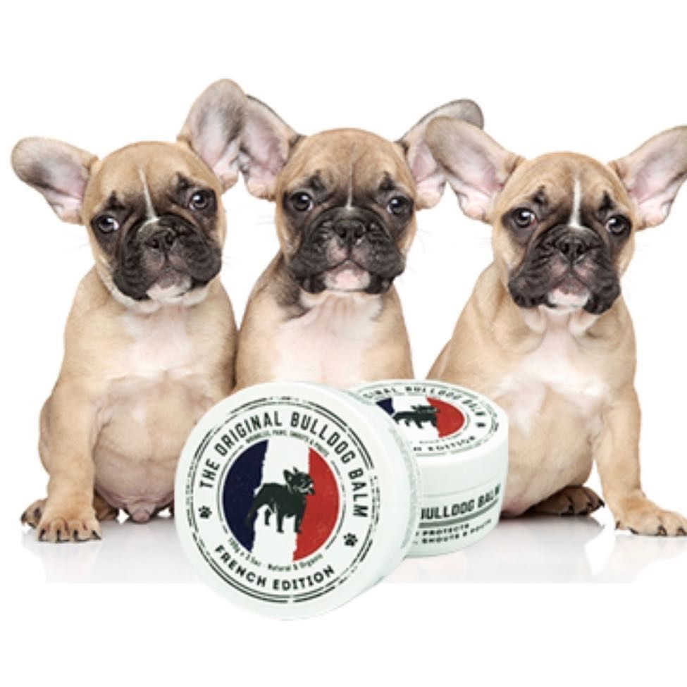 The Original Bulldog Balm Cleverly Formulated From 100 Organic