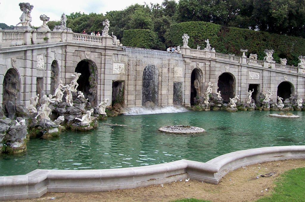 Fonte di Caserta, Italy