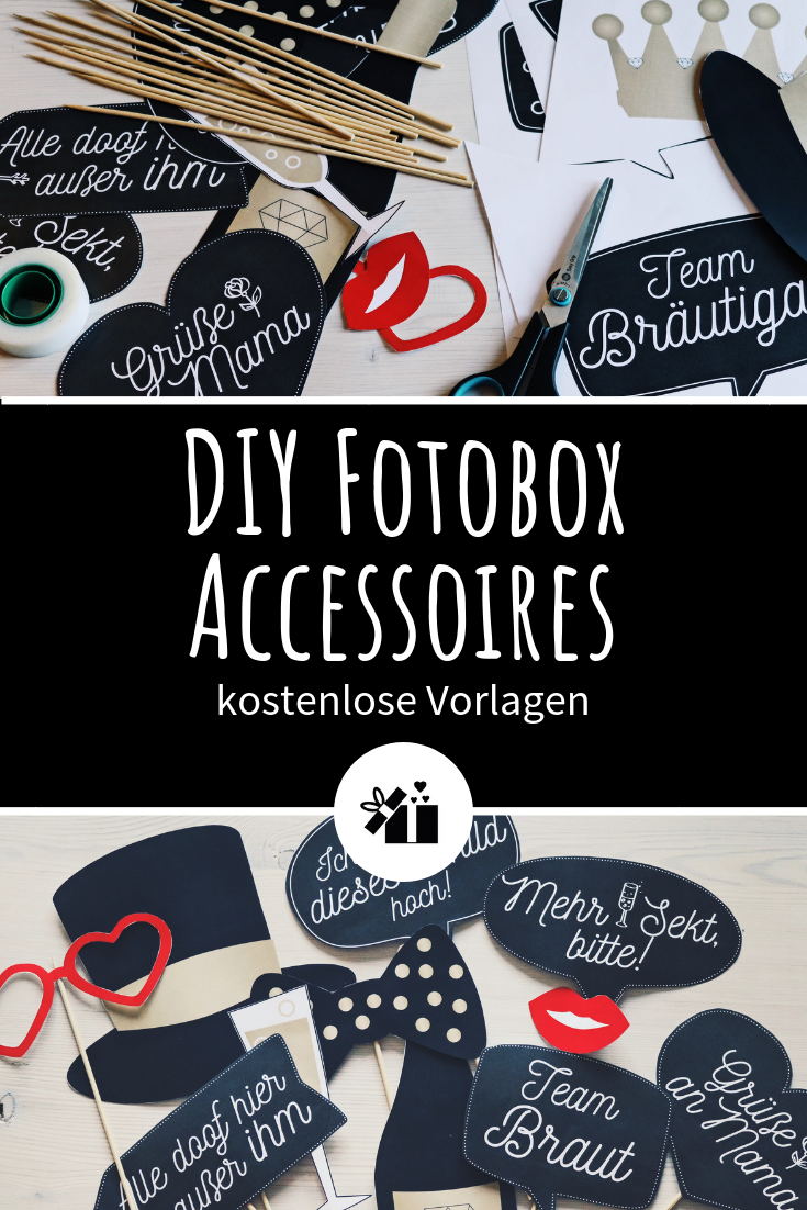 Photo of DIY photo box accessories: free templates to download
