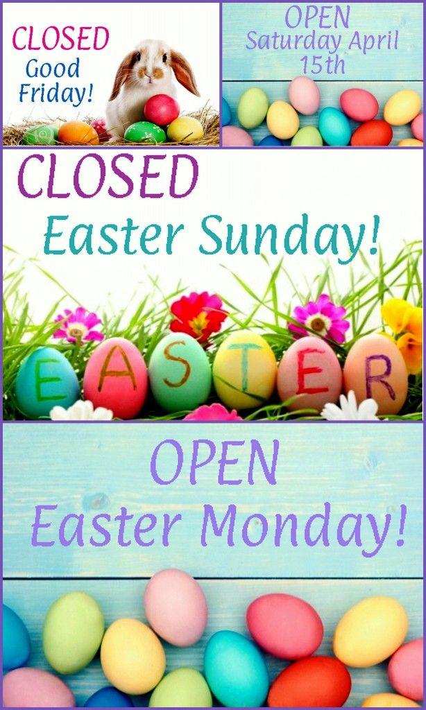 Easter Weekend Hours  Leisure Trailer Sales Holidays and events Holidays and events Easter Weekend Hours  Leisure Trailer Sales