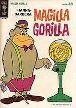 Magilla Gorilla - Wikipedia, the free encyclopedia #vintagecartoon