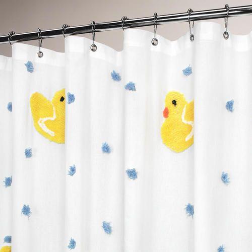 Park B Smith Ducky Time Shower Curtain