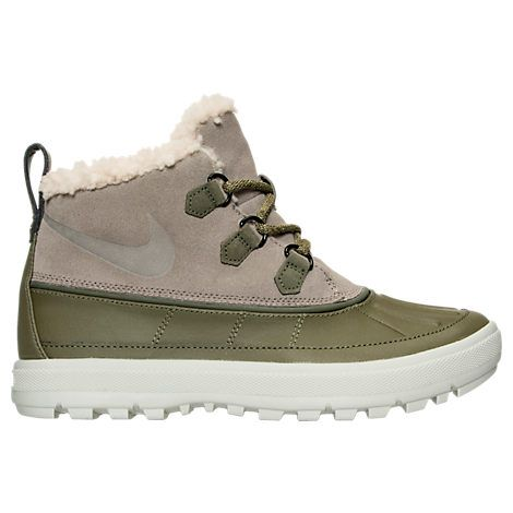 af649e035ce Women's Nike Woodside Chukka 2 Boots | clothes | Green nike boots ...