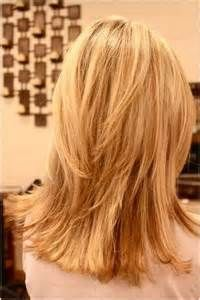long layered gray hairstyles back view  bing images