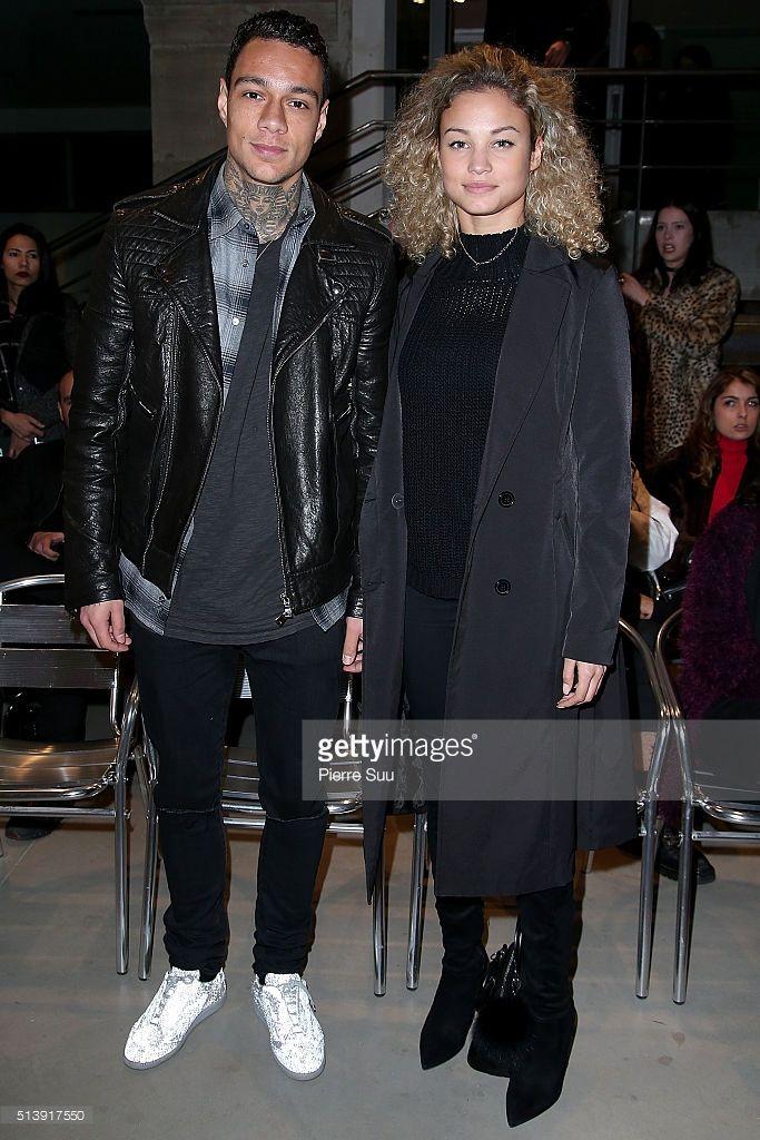 Trapstar Puma Front Row Paris Fashion Week Womenswear Fall ...