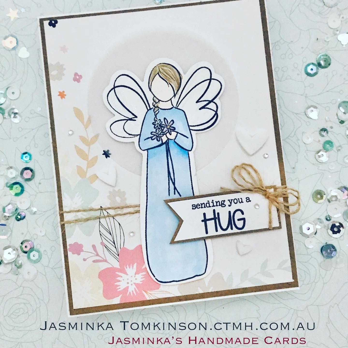 CTMH Miscellaneous Sentiment stamps