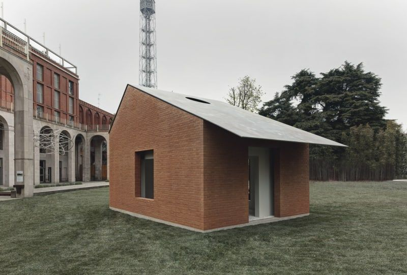 David Chipperfield Architects Michelangelo Pistoletto Giovanni Nardi Andrea Martiradonna Xxi Triennale Di Milano Pavilion