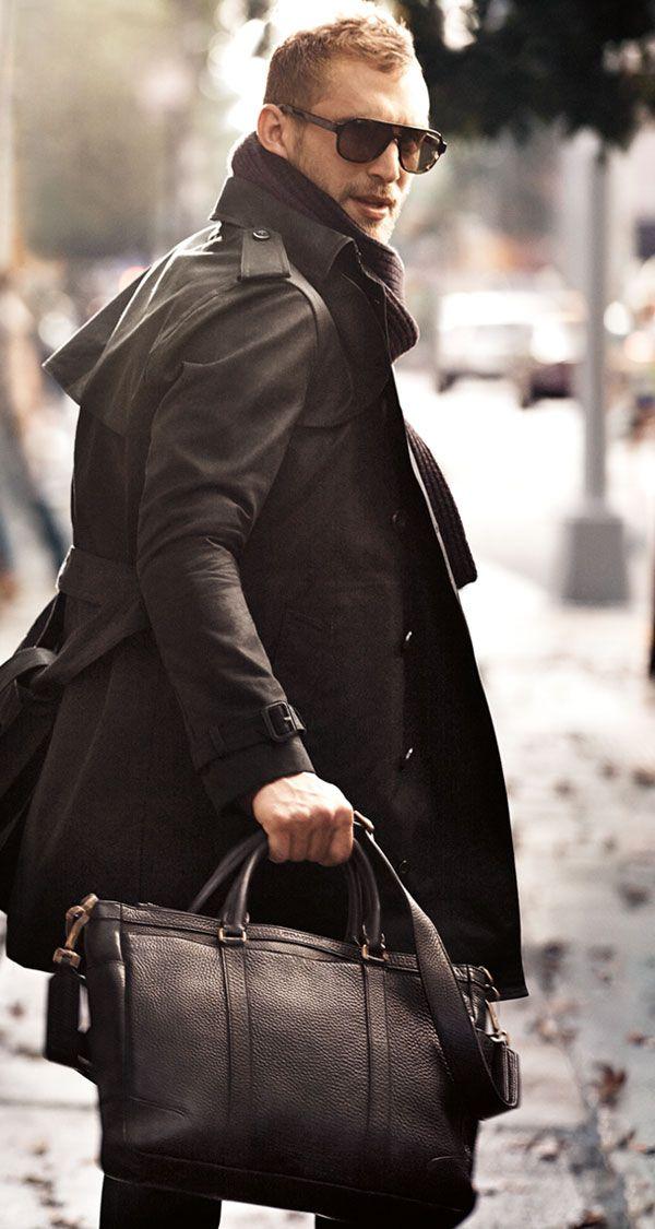 All brown everything. Even the shades. Pretty great looking jacket. @Colleen Sweeney Sweeney Sweeney Sweeney Sweeney Irvin Sandoval