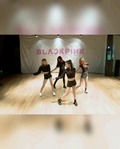 Blackpink - Playing With Fire Dance Practice