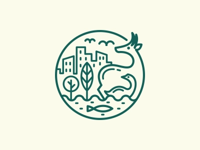 Ecology Logo In 2020 Ecology Design Ecology Art Ecology Quotes