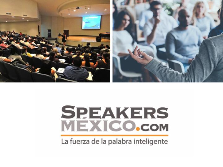Conferencias Motivacionales Speakers México Una De Las