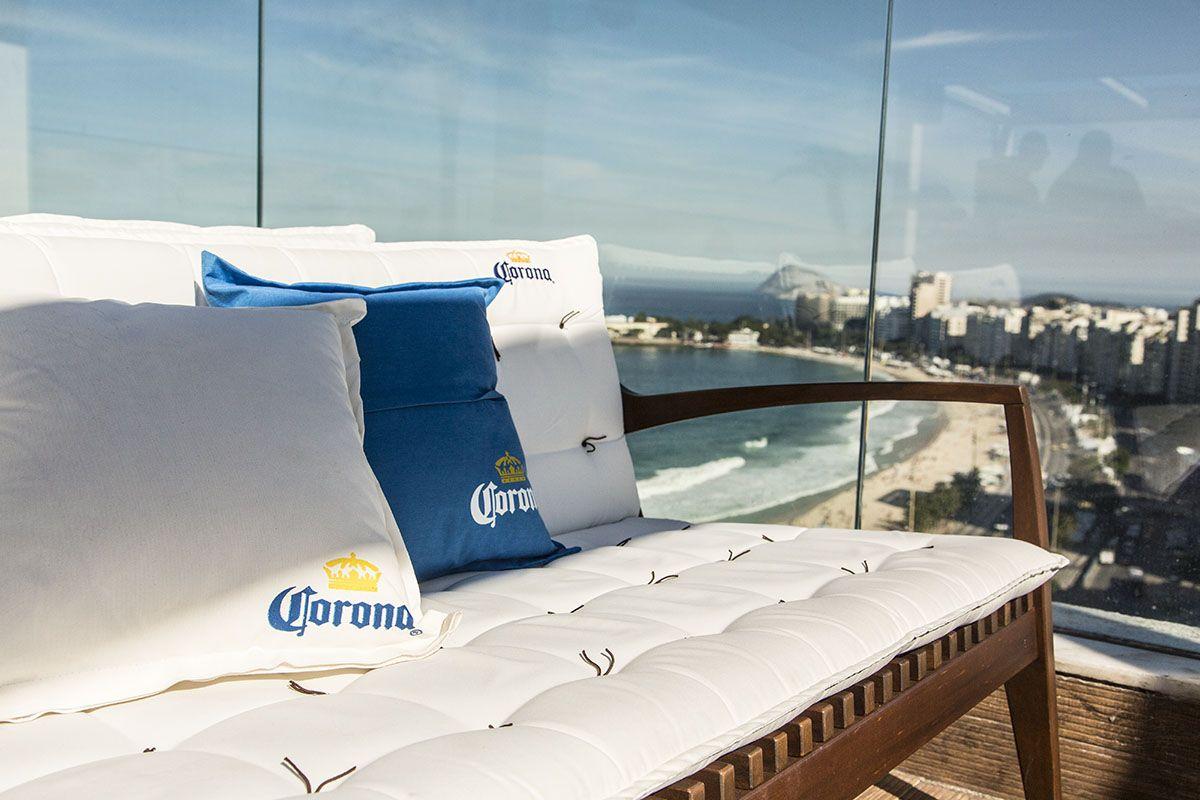 Tailor Made da Corona para Pestana Hotel, no Rio de Janeiro.