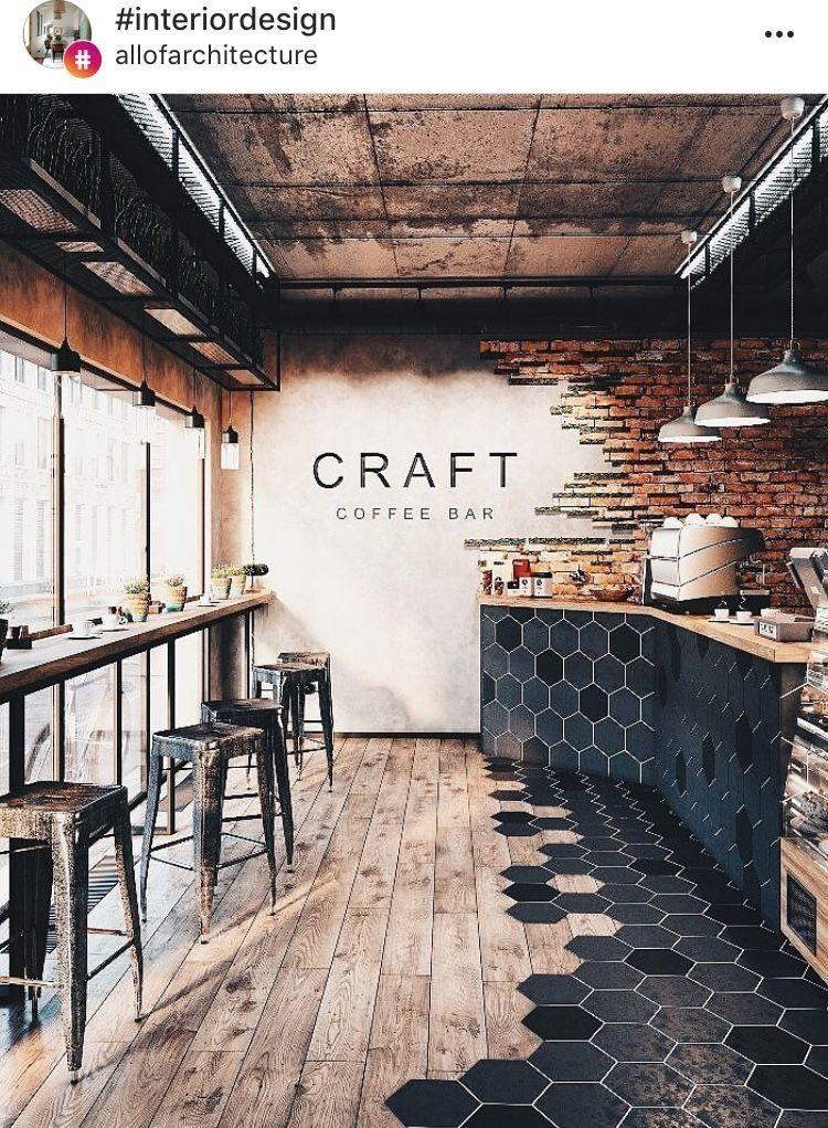 Pin by veronica mrt on floor pinterest cafes bar and - Interior barra bar ...