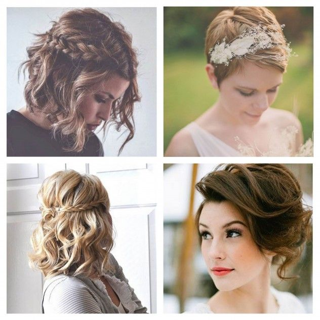 Coiffure Mariage Cheveux Courts 2015 Oh Moving