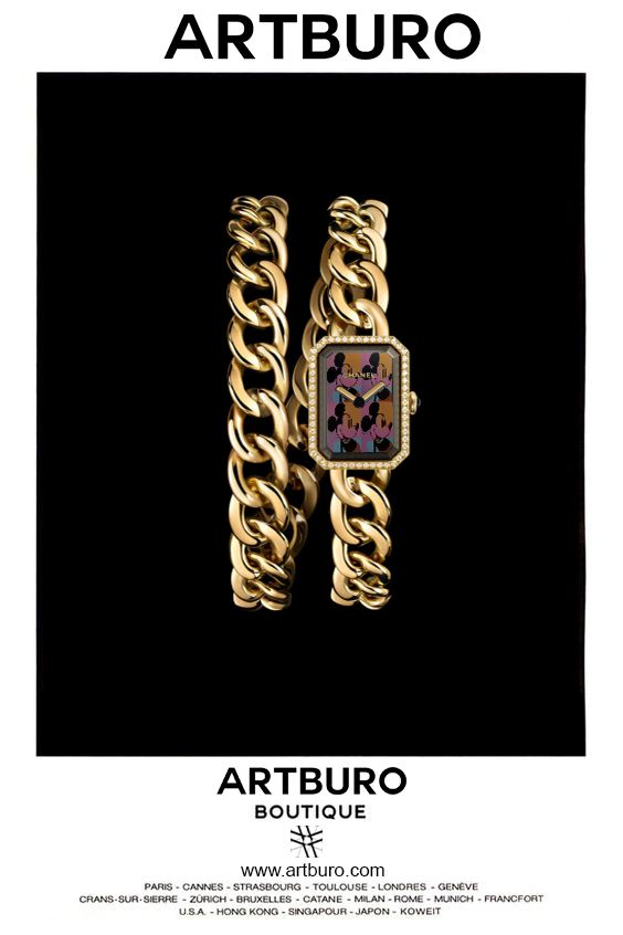ARTBURO | CHANEL | ANDY WARHOL  So excited…  http://artburo.com/news/view/ARTBURO—CHANEL-  #artburo #chanel #personalization #andywarhol #art #fashion #luxury #horlogerie #handpainted #handcrafted #watch #gold #cruise17