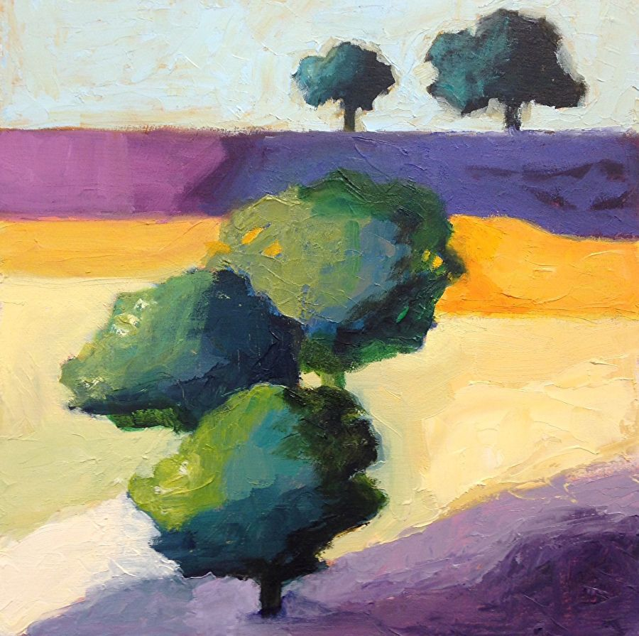 4604 Oak Arbor: Oak Trees By Pat Doherty