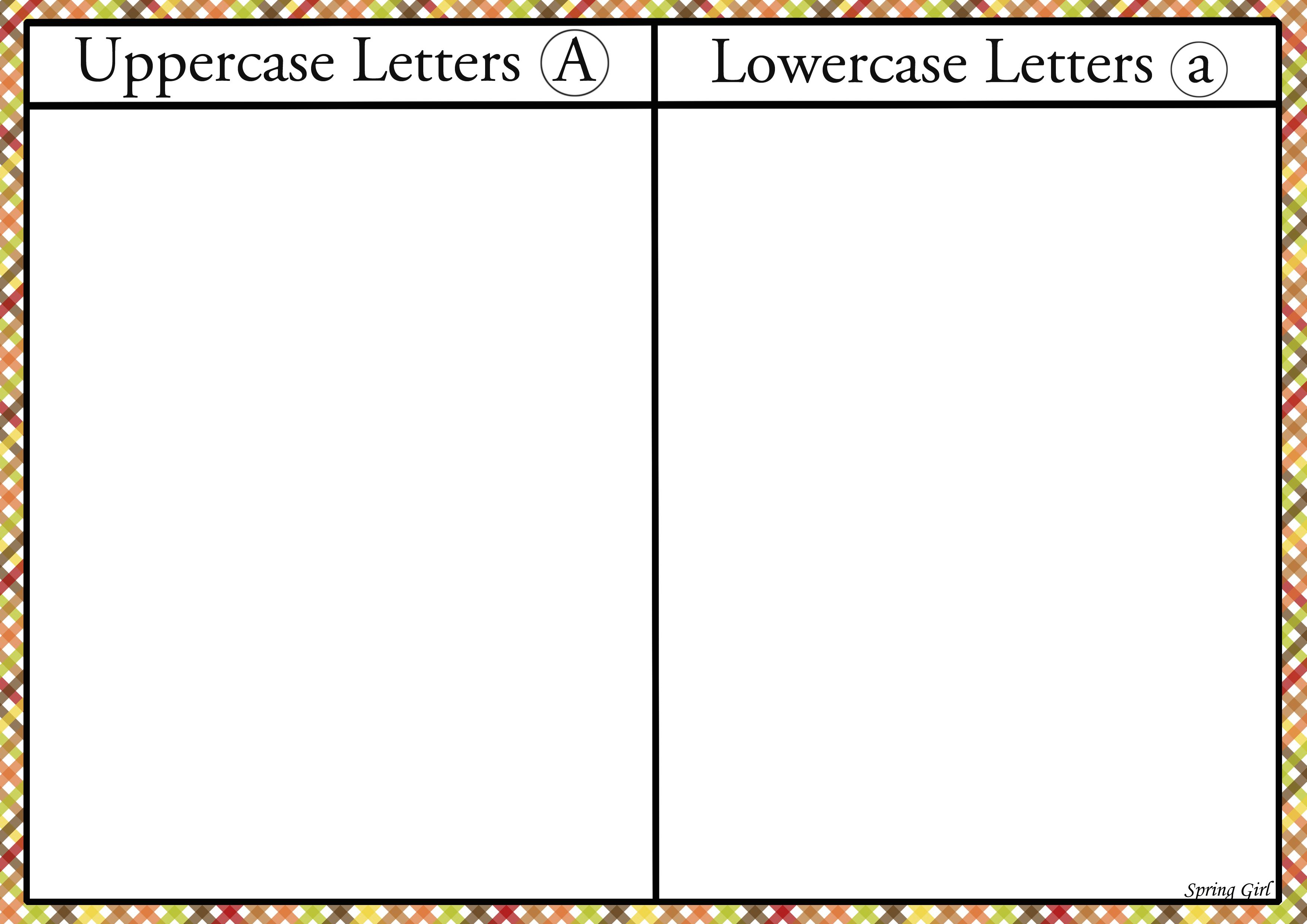 Letters Matching In