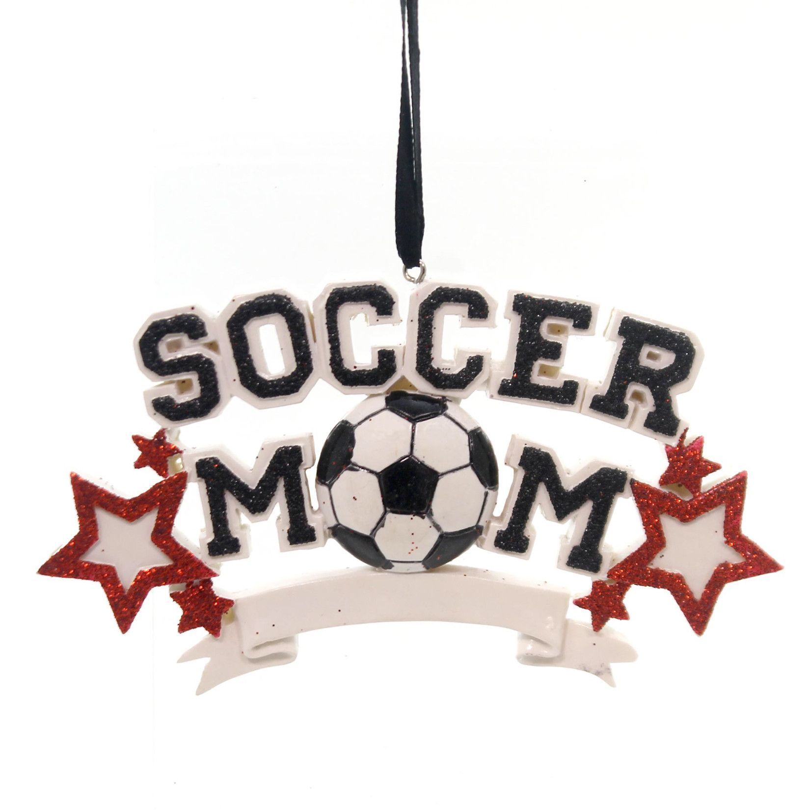Soccer ornaments - Personalized Ornaments Soccer Mom Personalized Ornament