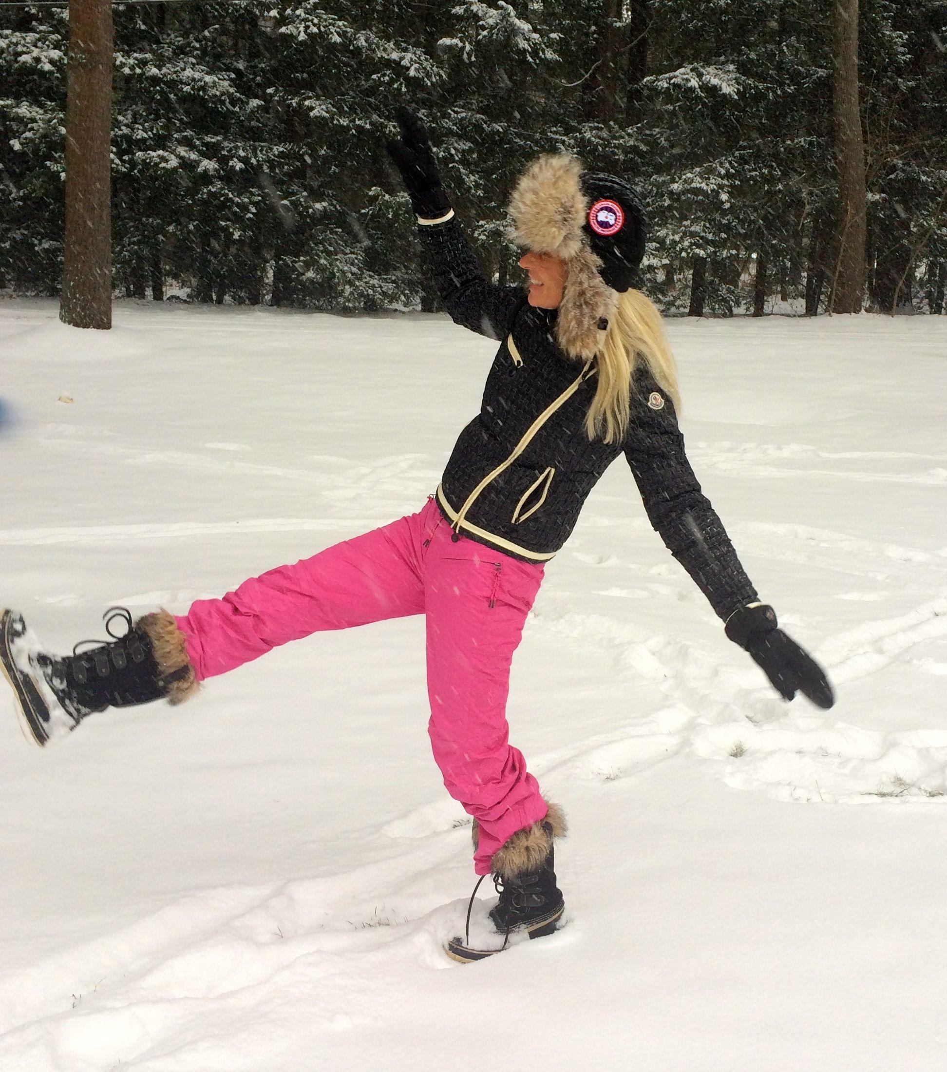 canada goose ski wear
