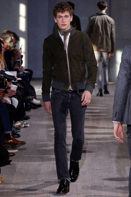 Officine Generale FW17.  menswear mnswr mens style mens fashion fashion style officinegenerale runway