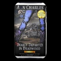 Nearly Departed In Deadwood IPhone Case Casemate Cases Ann Charles Mystery Series Jackrabbit Junction