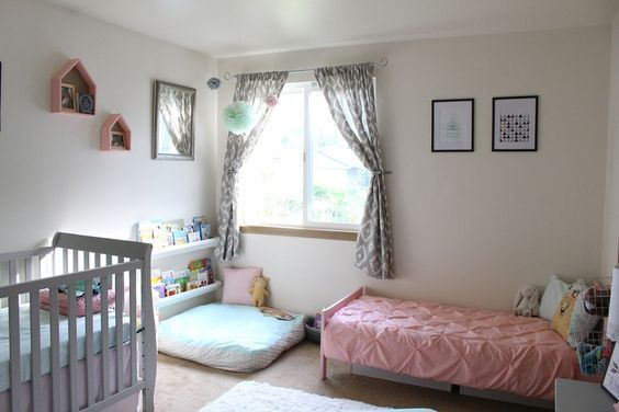 Smart Nursery Ideas: Sharing a Room with Baby images