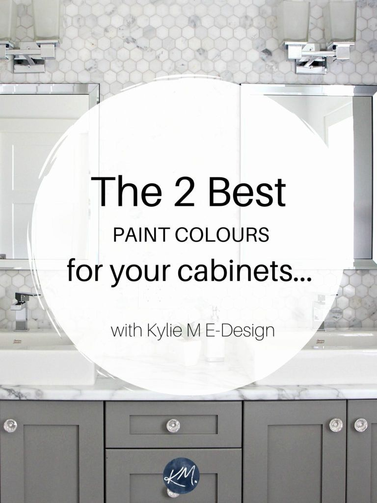 Bathroom Cabinet Paint Ideas Beautiful The 6 Best Paint Colours For A Bathroom Vanit In 2020 Painting Bathroom Cabinets Bathroom Cabinet Colors Painted Vanity Bathroom
