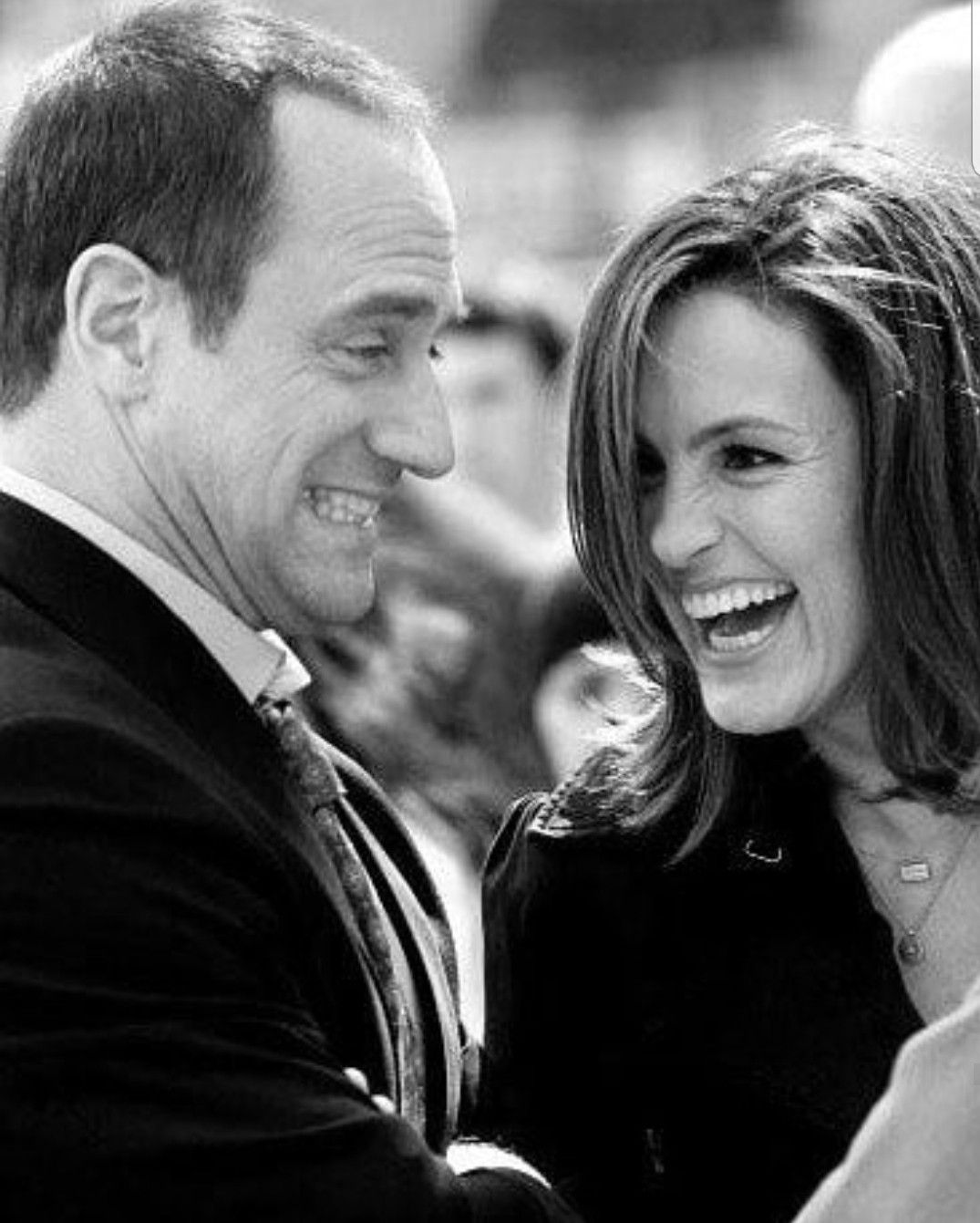 do detective benson and stabler ever hook up