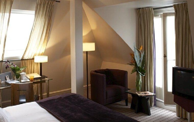 Hotel Montalembert Paris 8th Floor Favorite Hotels