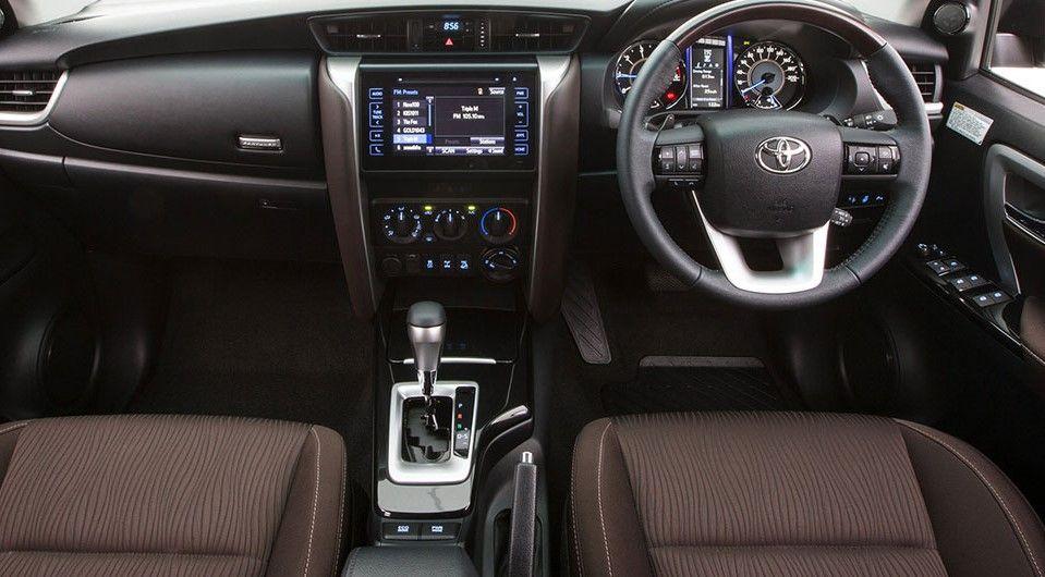 2020 Toyota Fortuner Price Specs Interior Exterior New Suv
