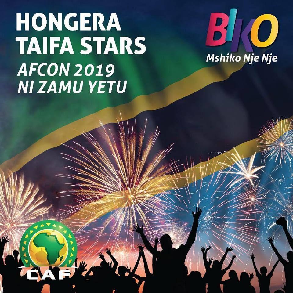 BIKO we are united with Tanzanians All congratulates TAIFA