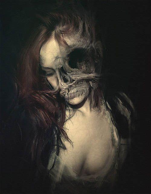 Creepy Dead Girl