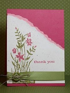 Lovely Thank You Card