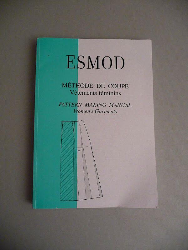 ESMOD Pattern Drafting Textbook - Ирина Владимирова - Picasa Web ...