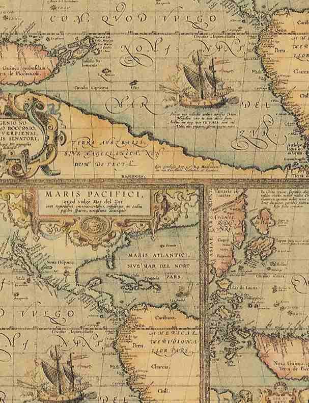 Pin by Rita Pirc on Paper Paper | Map, Decoupage, Paper